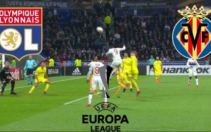OL-Villareal streaming live : Ligue Europa