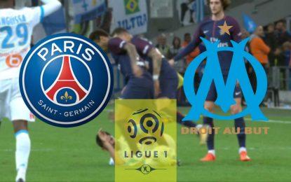 PSG-OM : streaming du match Ligue1