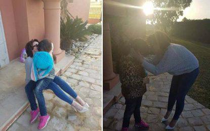 Tunis : Une Belge revoit sa fille, dont elle était privée durant plus de 3 ans