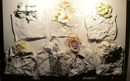 ''L'aboyeur'' : Les œuvres décalées de Faten Rouissi au Musée du Bardo