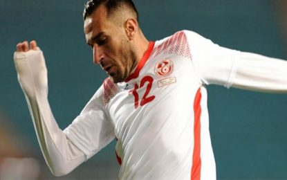 Football : L'international tunisien Ali Maaloul de nouveau blessé à la cheville