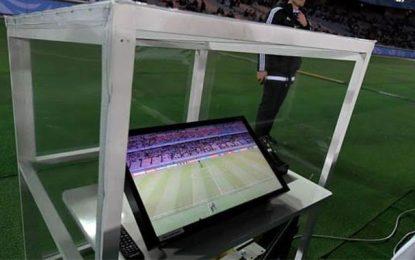 Football : La Fifa valide l'arbitrage vidéo au Mondial 2018