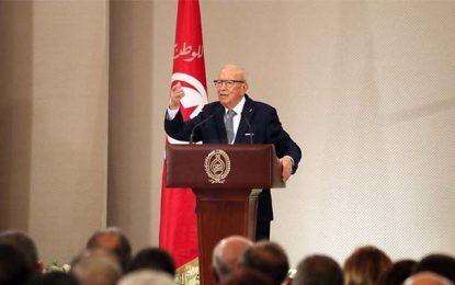 Tunisie : Béji Caid Essebsi appelle à la révision de la loi électorale