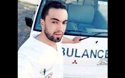 Bou Arada : Badr, jeune ambulancier, meurt des suites d'un accident