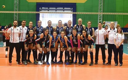 Tunisie-Volleyball : Le CF Carthage remporte son 6e sacre