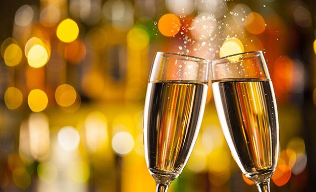 Avec quoi remplacer le champagne