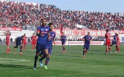 Football-Ligue1 : Le Club africain a su gagner à Sousse