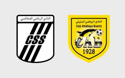 Ligue 1 : Le Club sfaxien se relance, le Club bizertin perd du terrain