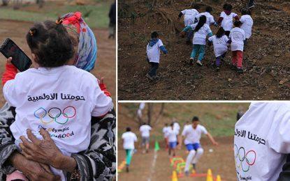 Le Cnot organise des jeux olympiques miniatures à Oued El-Arar