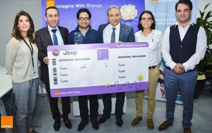 KarhabtiCare remporte le 1er concours d'innovation Imagine Orange