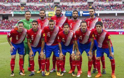 Adversaire ce soir de la Tunisie à Nice : Le Costa Rica veut briller comme en 2014