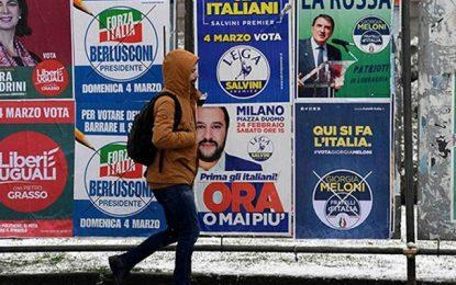 Bloc-notes : Après l'Italie, le temps des révisions déchirantes pour l'Europe