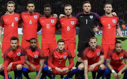 Mondial 2018 : L'Angleterre, adversaire de la Tunisie, pourrait déclarer forfait
