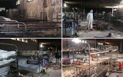 Jendouba : Arrestation d'un élève qui voulait incendier un foyer scolaire
