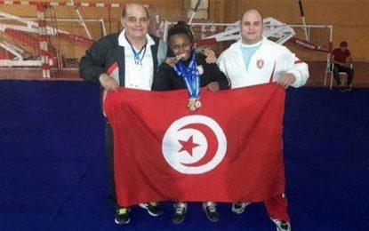 Haltérophilie : Ghofrane Belkhir championne d'Afrique junior