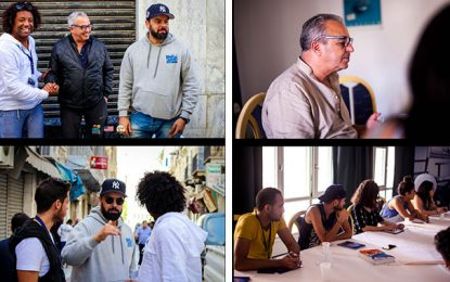 ''Heroes Build'' : Projections et remise de prix au Mad'art Carthage
