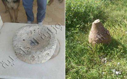 Jendouba : Une Européenne arrêtée en possession de 20 pièces archéologiques