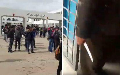 Kairouan : Bagarre générale à l'intérieur du collège de Raqqada