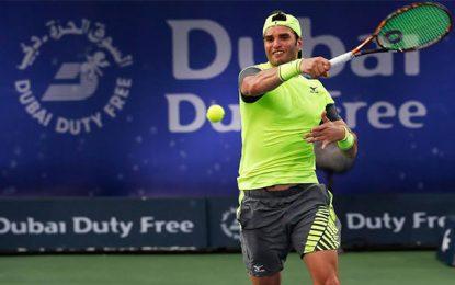 Tennis-Tournoi de Dubaï : Malek Jaziri envoie du rêve