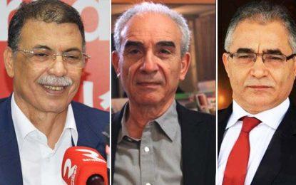 Tunisie : Mbarki, Marzouk et Krichen convoqués par le juge