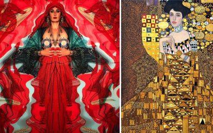 Ambassade de Tunisie à Vienne : L'hommage de Bouderbala à Klimt