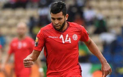 Football-Equipe de Tunisie : Opération pour Mohamed Amine Ben Amor