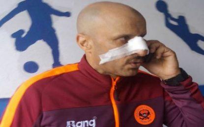 Football : L'entraîneur de Berkane agressé pendant la mi-temps à Radès