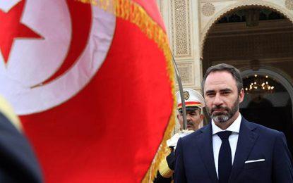 L'ambassadeur Bergamini pointe «les positions d'ententes et de monopoles» en Tunisie