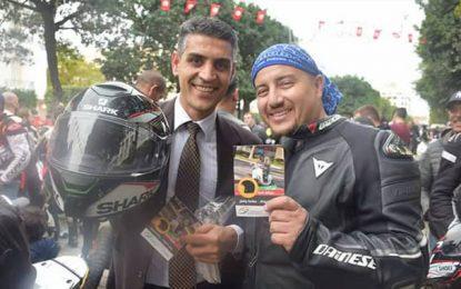 Tunisie : Campagne nationale pour le port du casque sur les routes