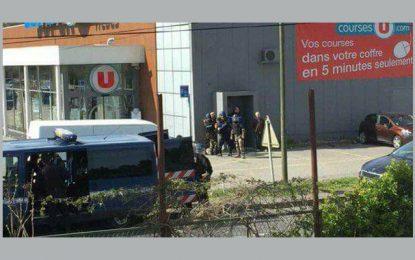 Otages à Carcassonne : Le forcené abattu, enquête pour terrorisme
