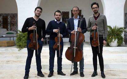 Kram : Concert, ce soir, du Quatuor Cadences au Cinevog