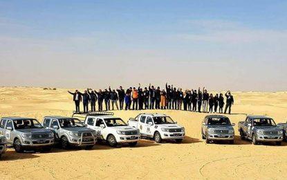 Automobile: Les vainqueurs du 1er rallye des Pick Up by Peugeot