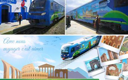 SNCFT Voyage : Un nouveau train attractif dédié au tourisme alternatif