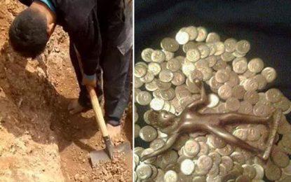 Sbikha : Ils remettent aux autorités des objets archéologiques en or