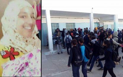Collège Sidi Alouane : Suspension des cours suite au suicide d'une élève