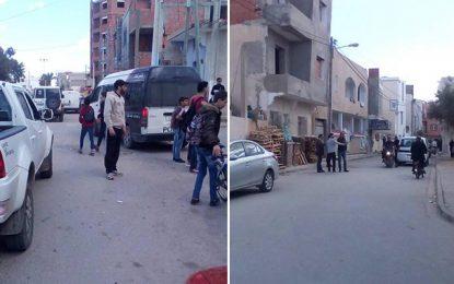 Monastir : Deux terroristes armés localisés à Stah Jabeur