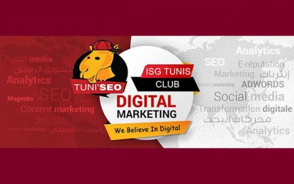 Tuni'SEO ISG : Actualité et perspective du marketing digital