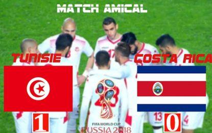 Football : La sélection Tunisie sort un excellent match face au Costa Rica
