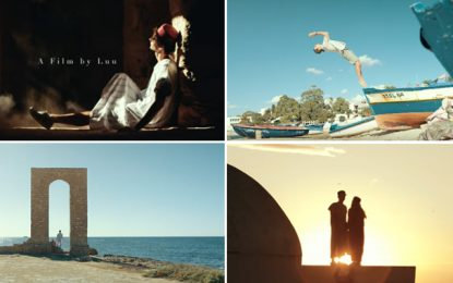 Le vidéaste italien Lukas Kusstatscher fait la promo de la Tunisie