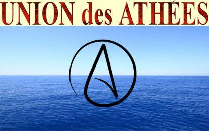 L'Union des Athées salue la création d'une association des athées en Tunisie