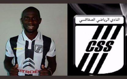 Football-Club sfaxien : Waliou Ndoye absent contre l'Espérance