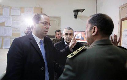 Tunisie : La flicaille nationale veut remplacer Chahed par Brahem