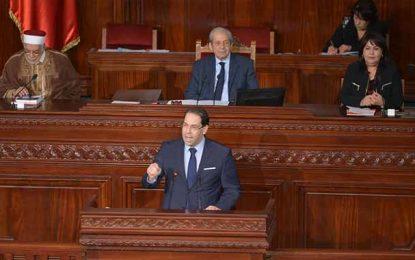 Le bloc Nidaa Tounes favorable au maintien du gouvernement Chahed