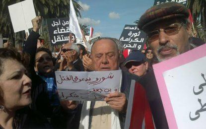 Le militant de la gauche tunisienne Salah Zeghidi hospitalisé à Tunis