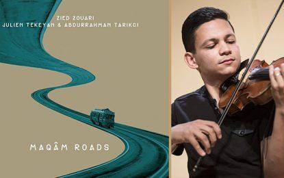''Maqam Roads'' : Zied Zouari sur les routes du maqam oriental