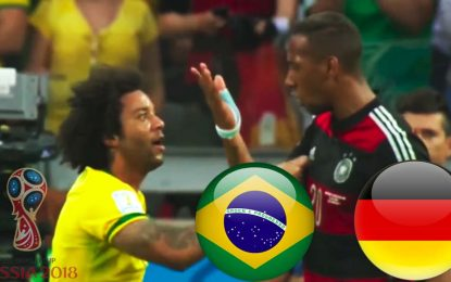 Allemagne-Brésil : live streaming match amical – 2018