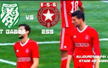 Etoile du Sahel-Gabès : live streaming du match