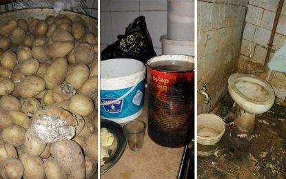 Tunis : Un commerce insalubre pour préparer des… frites