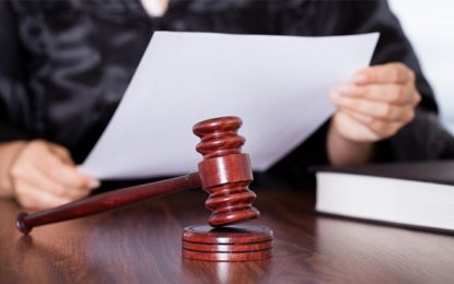 Tunisie-Corruption : Une juge arrêtée en pleine audience