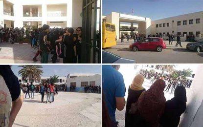 Education : Les élèves toujours privés d'école dans toute la Tunisie